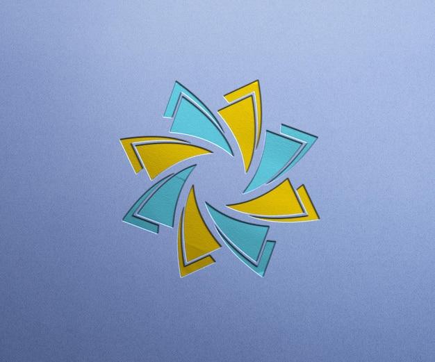 Luxus-logo-modelldesign
