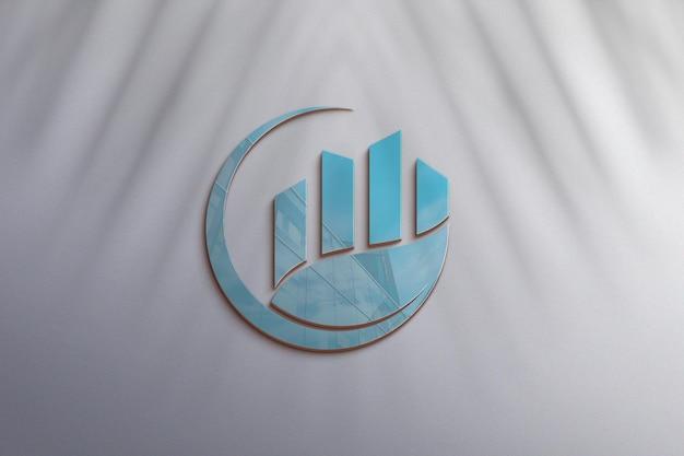 Luxus-logo-modellentwurf für geschäft