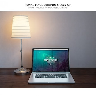 Macbookpro mock-up