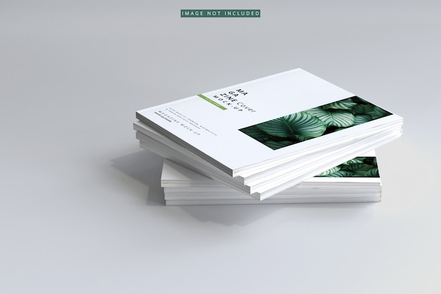 Magazin cover mockup