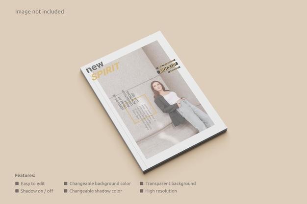 Magazin-cover-modell