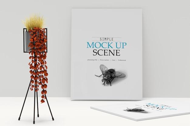 Magazin-mock-up