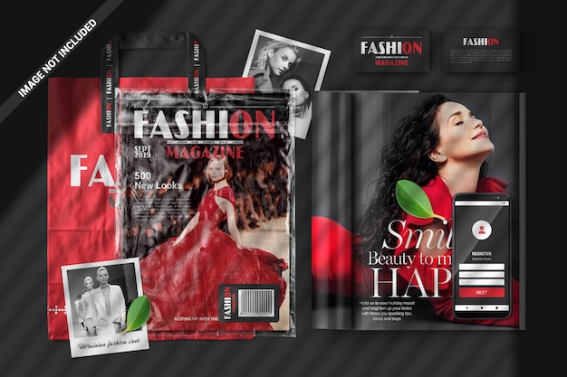 Magazin-modell