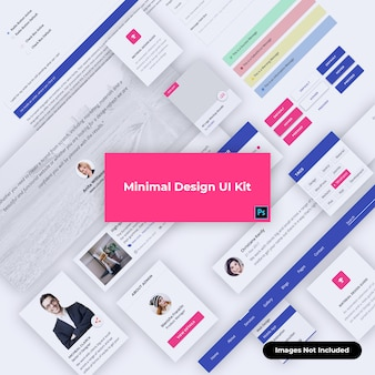 Material design web ui kit