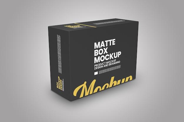 Matte box-modell