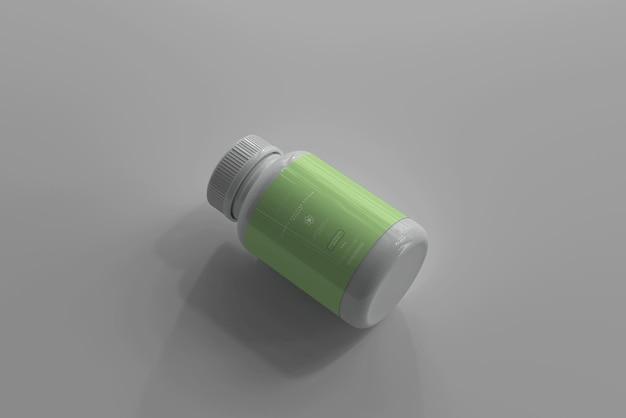 Medizinflaschenmodell