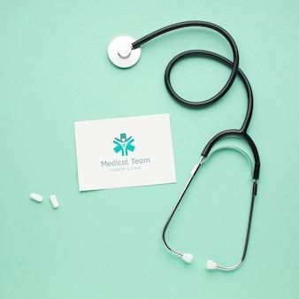 Medizinisches stethoskop