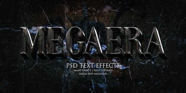 Megaera texteffekt