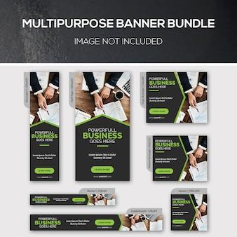 Mehrzweck-banner-bundle