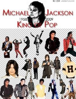 Michael jackson wunderbaren fotos in vielen haltungen