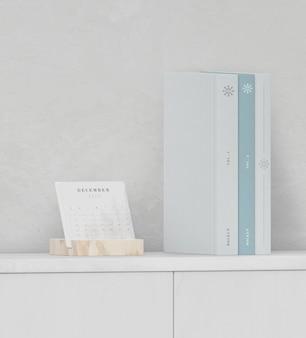 Miniatur-kalenderform-modell