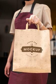 Mockup-design zum mitnehmen
