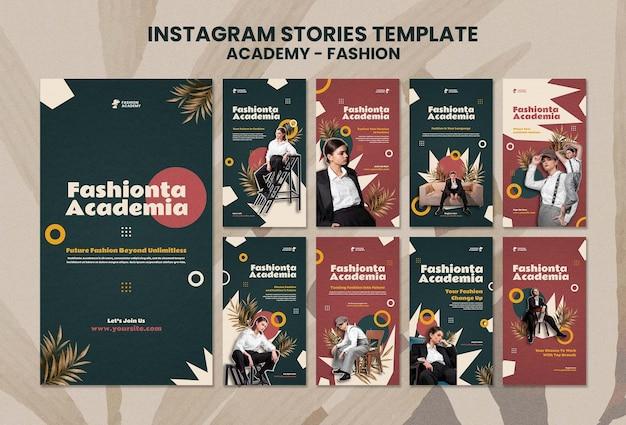 Modeakademie insta-story-design-vorlage