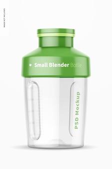 Modell der kleinen mixer-flasche, vorderansicht