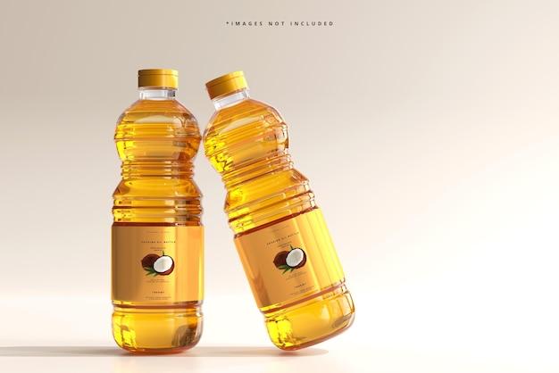 Modell der speiseölflasche