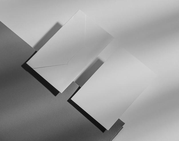 Modell für büromaterial