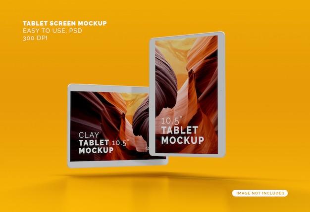 Modell für fliegende tabletten