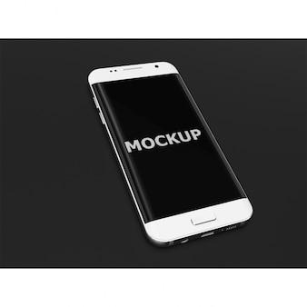 Moderne smartphone mockup