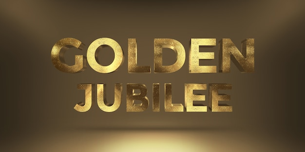 Moderner goldener text-art-effekt
