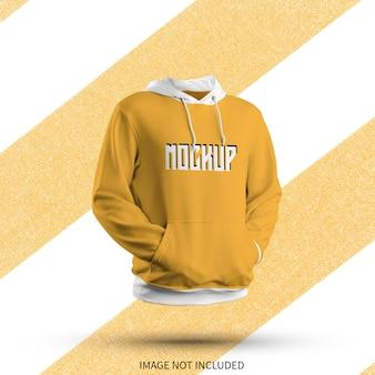 Modernes hoodie-modell 3d