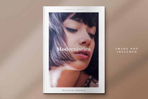 Modernes magazin-modell
