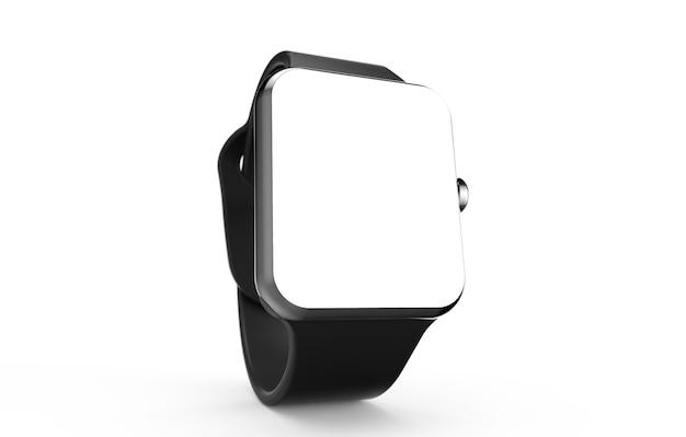 Modernes smartwatch-bildschirmmodell