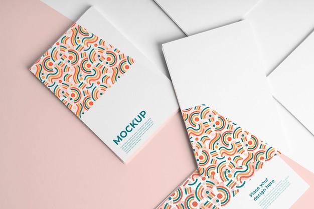 Muster-visitenkarten