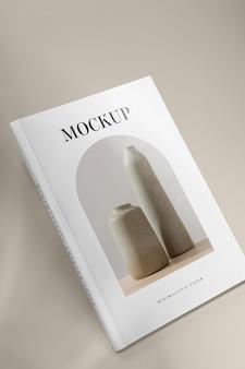 Nahaufnahme des studio-artbook-modells