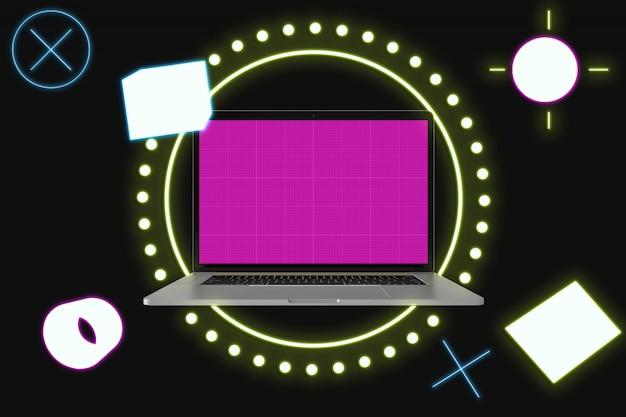 Neon laptop pro