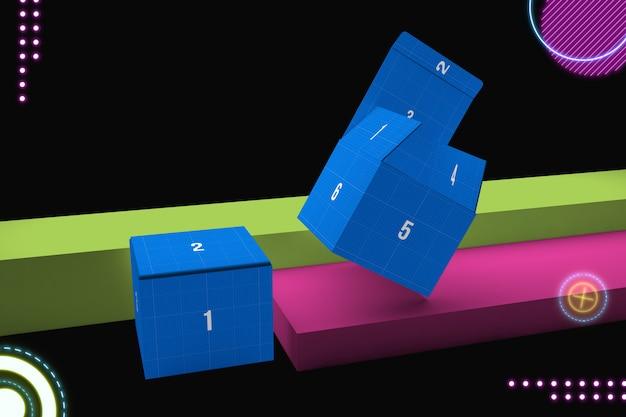 Neonboxen modell