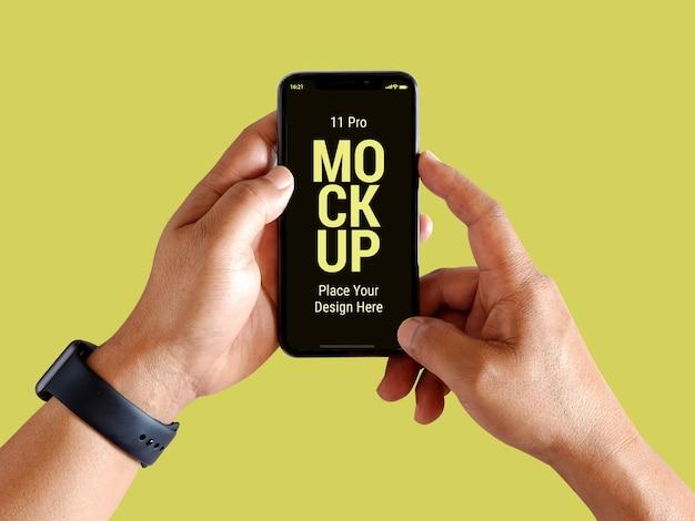 Neuestes smart phone pro-modell