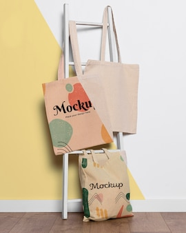 Niedliche tasche concrpt modell