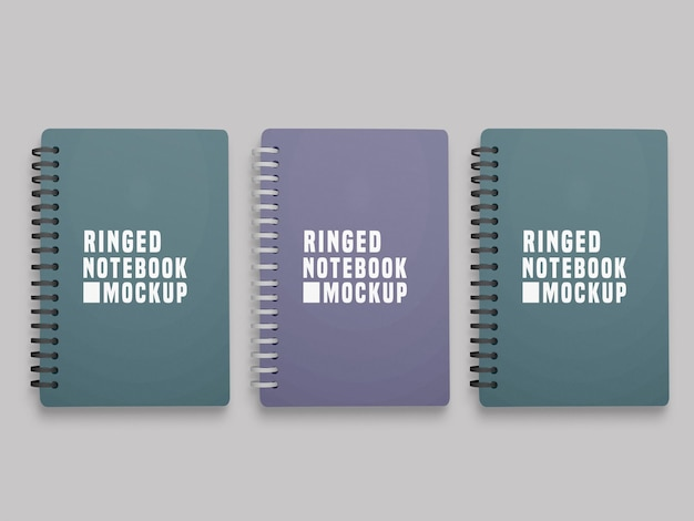 Notebook-set-modell