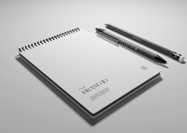 Notepad-modell