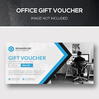 Office geschenkgutschein