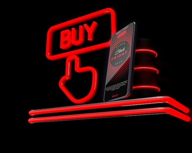 Online-shopping für den schwarzen freitag