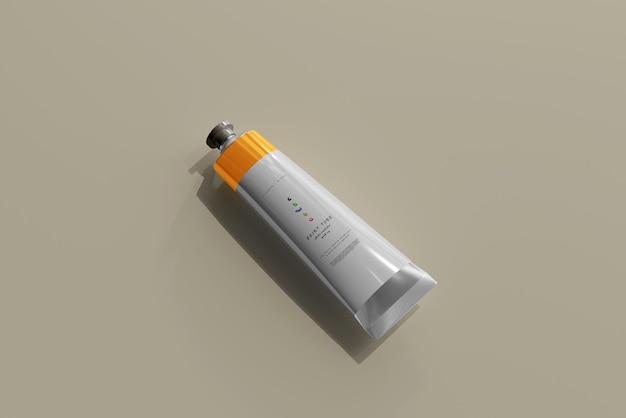 Paint tube mockups