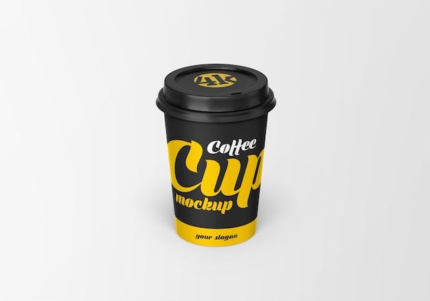 Papierkaffeetasse modell