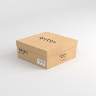 Papiertüte verpackung