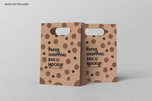 Papiertütenmodell