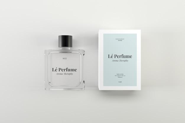 Parfüm psd mockup