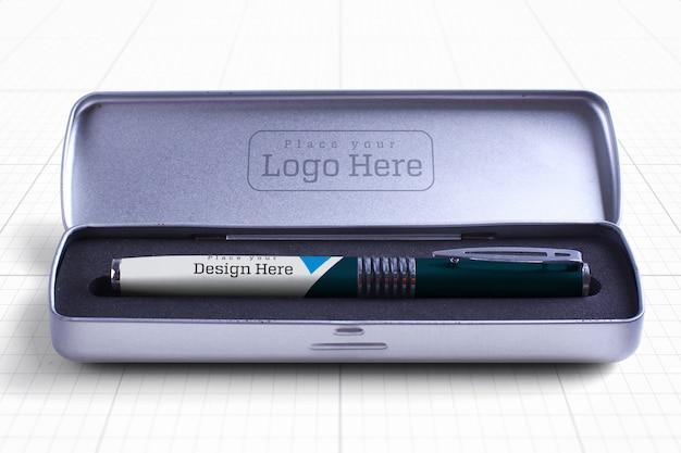 Pen box modell