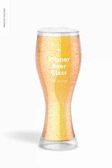Pilsner bierglasmodell