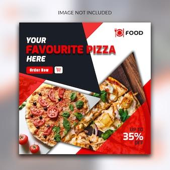 Pizzarestaurant pizza