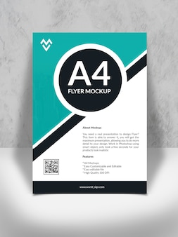 Plakat- / flyer-modell