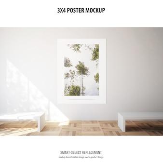 Plakat-modell