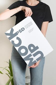 Plakatmodell