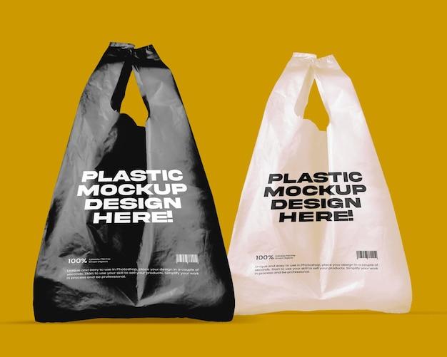Plastiktüte doppel