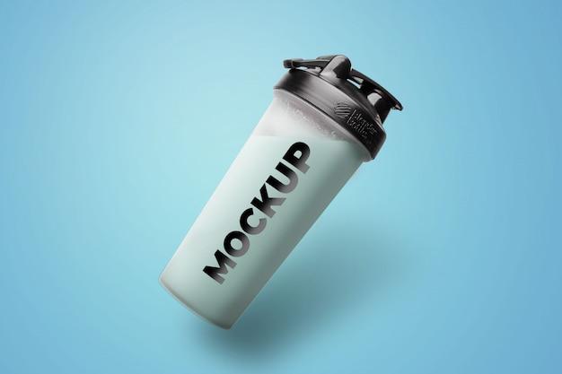 Plastikwasserflaschenmodell