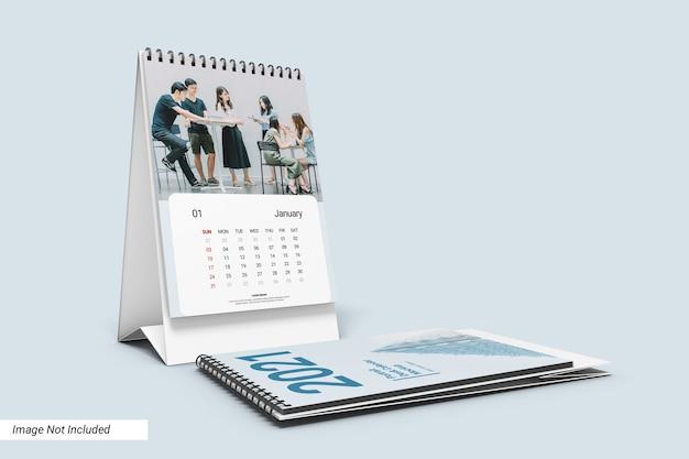Porträt schreibtisch kalender modell